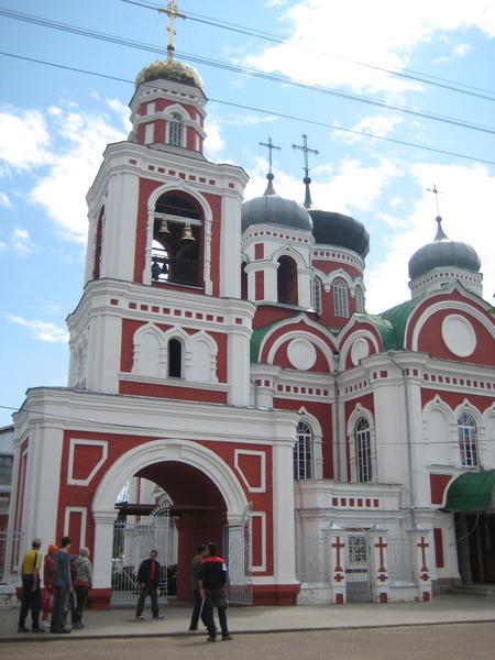 Смоленский собор (1872) г Козмодемьянск