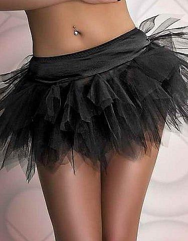 Многоуровневая юбка как сшить фото 157
