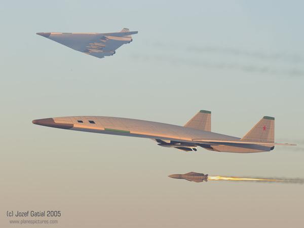 Rússia estaria avaliando um novo Bombardeiro estratégico para substituir a sua atual frota