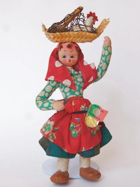 Кукла Марии Хелены
