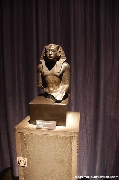 Саркофаг вельможи маху новое царство