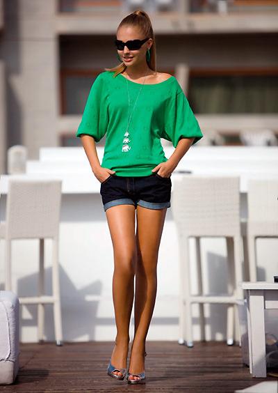 Женская одежда оптом - это основное направление деятельности компании &quot