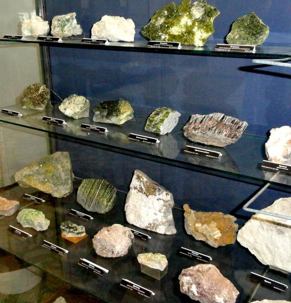 Экспонаты музея (29.03.2013)