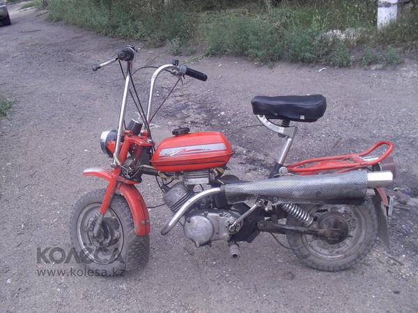 Ретро казахстан
