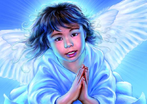она не ангел: