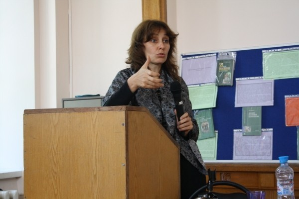 Ольга Конастантиновна Репина