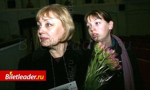 татьяна збруева дочь александра збруева фото