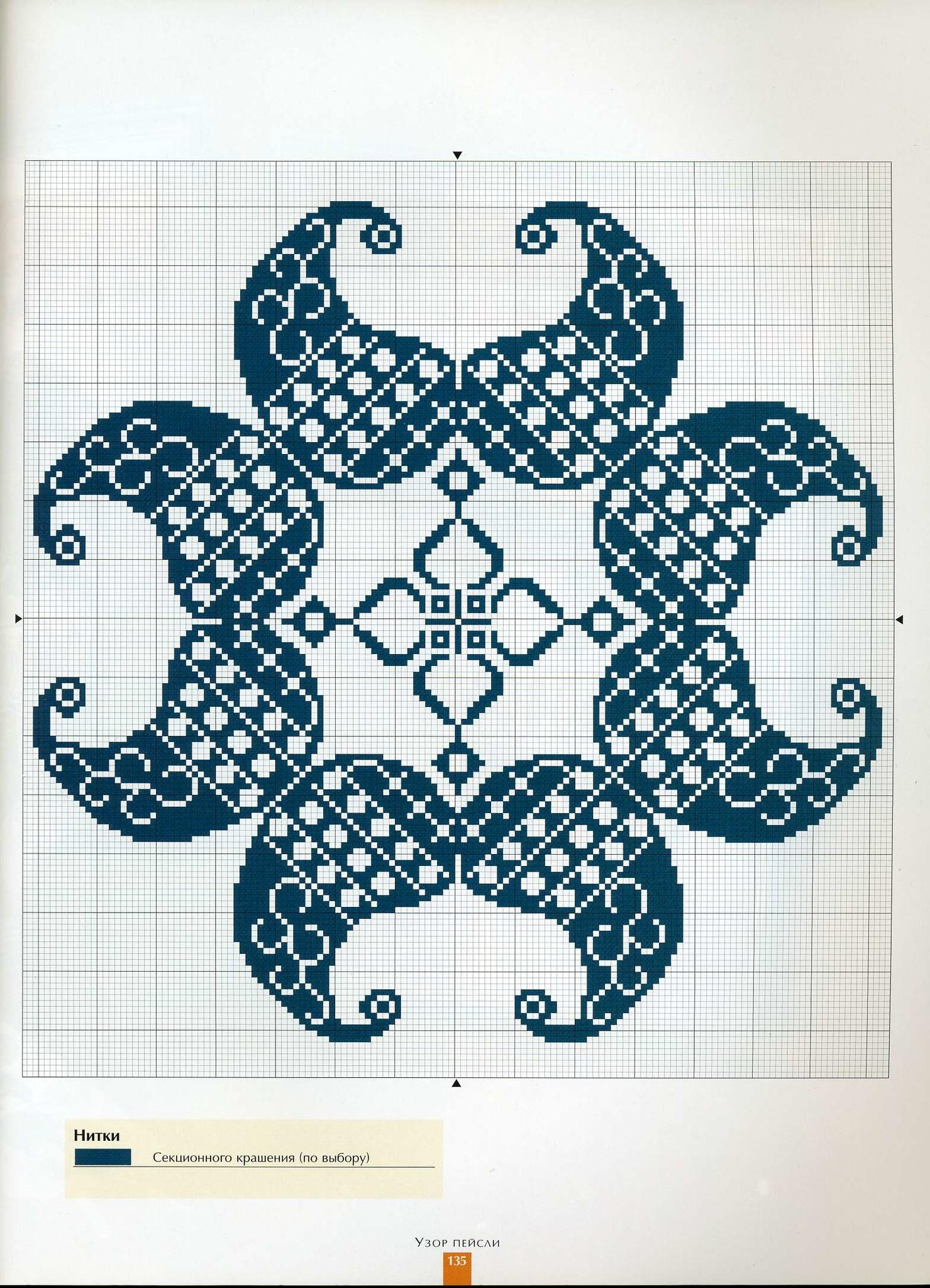 Индийские орнаменты схемы вышивки