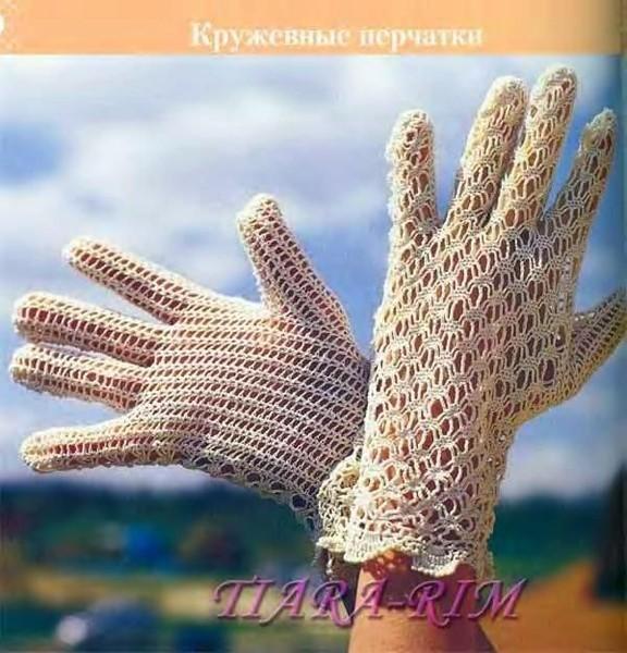 Фото Золотая коллекция вязания крючком (Ажурные модели) 13