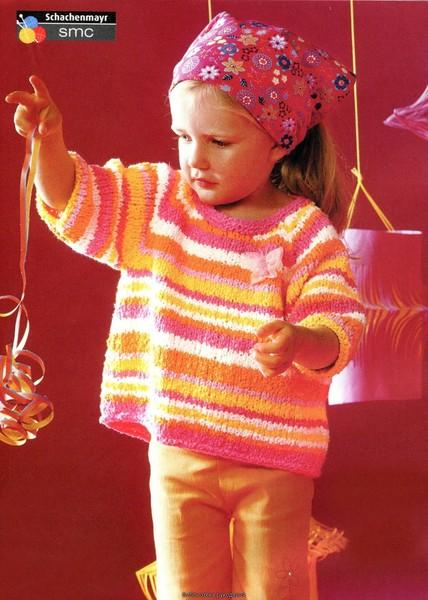 вяжем для детей легко и просто