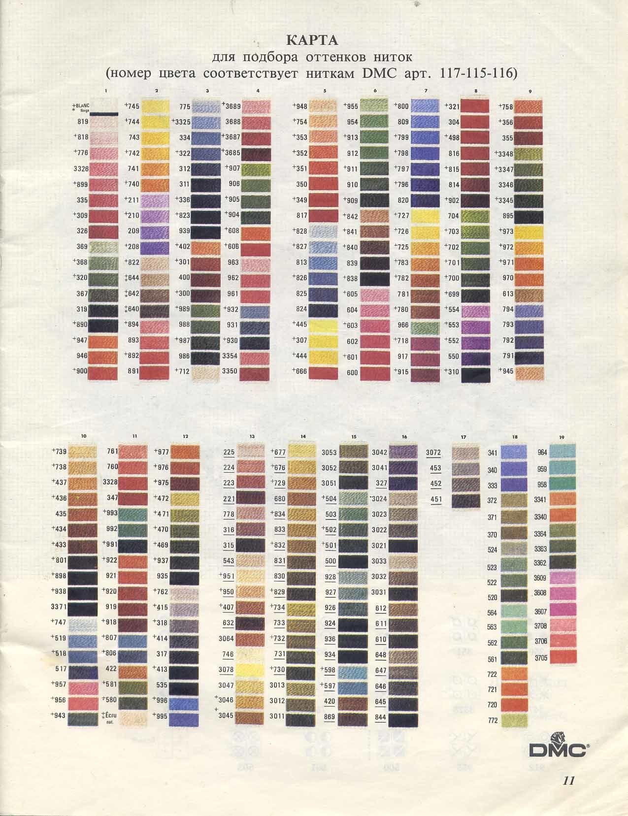 Значение цветов и символов в украинской вышивке - MyHobi. org
