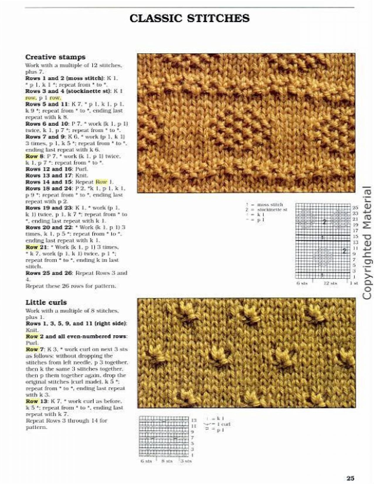 Big Book Of Knitting Stitch Patterns Free Download : ?????: Big Book of Knitting Stitch Patterns 2005 (???????, ?????, ?????) - ??...