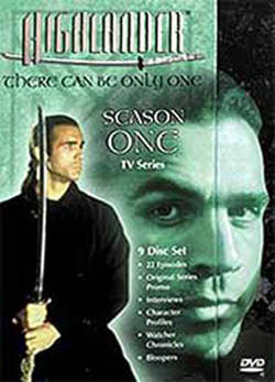 Горец / Highlander (1 сезон) (1992) SATRip