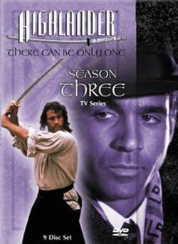 Горец / Highlander (3 сезон) (1994) SATRip