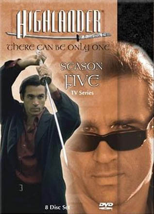 Горец / Highlander (5 сезон) (1996) SATRip