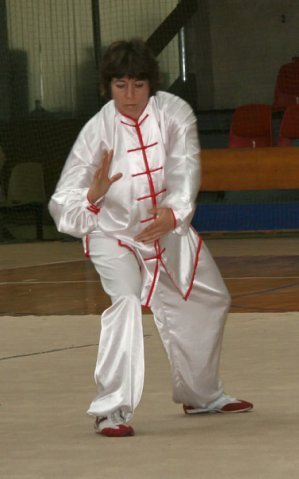 Дина Крупская, Ассоциация цигун