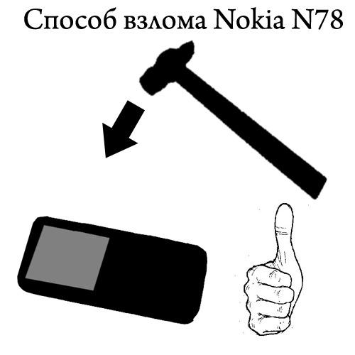 Как взломать n78 Взлом нокиа e52 drweb Много файлов. Кто смог взломать No
