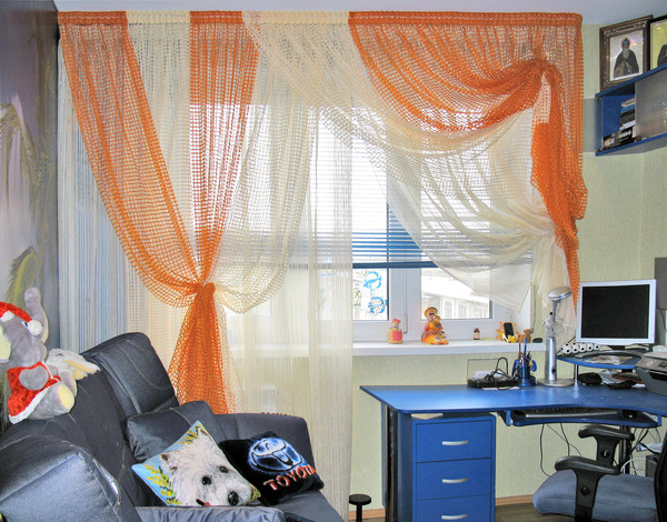 Дизайн и пошив штор ткани оптом и в