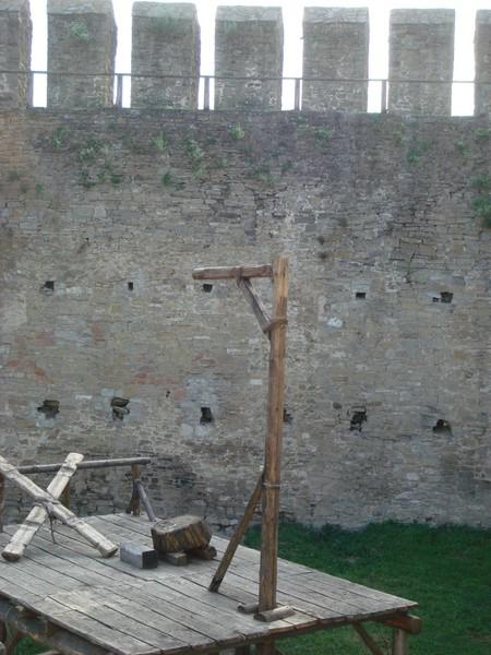 Крепость Хотин