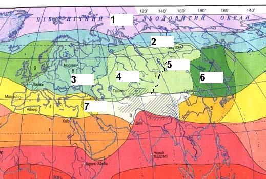Мне найти климатическую карту россии
