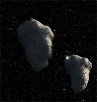 Опасных <strong>астероидов</strong> стало в два раза больше